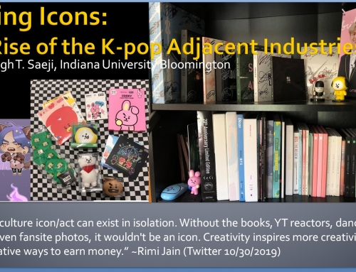 [Lecture Video Archive] Making Icons: The Rise of the K-pop Adjacent Industries
